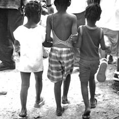 Children haiti